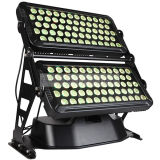 High Power LED Outdoor 120X15W 6in1 RGBWA UV City Color Light with Double Head