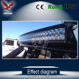 Curved LED Work Light Bar 288W with 3D Reflective Cup 50inch for Jeep, SUV, 4X4, Very Brightness