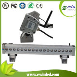 Wireless Master/ DMX512 RGBW (4 in 1) LED Wall Washer With3 Years Warranty