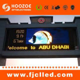 Outdoor P10 Tri-Color LED Display for Advertising