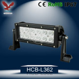 LED Truck Light Bar 36W for Jeep, SUV, 4X4, for Any Vehicles