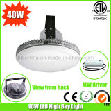 120W HPS Replacement IP65 40W LED High Bay Light