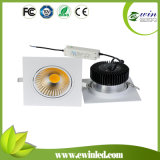 30W Dimmable LED Down Light for High Class Stores