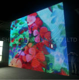 Totally Transparent LED Screens for Commercial Advertising