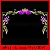 New Design Holiday Lighting Christmas LED Garden Arch Lights