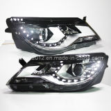 Tiguan LED Head Lamp Projector Lens for Vw