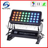High Power 36*10W LED RGB Wall Washer with Three Sections