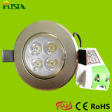 Three Watts LED Ceiling Lights for Interior