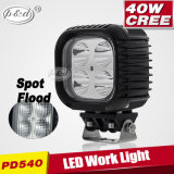 5inch 40W Rechargeable CREE LED Work Light for Truck and Tractor