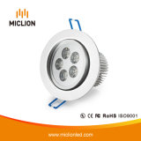 5W Ceiling Aluminum LED Down Light (GD050)
