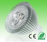 3W 12V AC/DC 270lm LED Spotlight