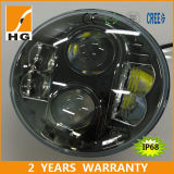 5.67'' Harley 72W LED High Low Beam Headlamp for Jeep