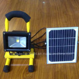 Portable Rechargeable Solar LED Flood Light