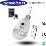 Rechargeable Energy Saving Powered Lamp Outdoor/Street/Garden Solar LED Emergency Light