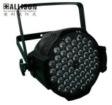 54*3W (3in1) LED PAR Can Light, LED Stage Light (ALS-LP5403Tri)