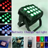 12PCS X 10W RGBWA Stage Light LED PAR Wireless DMX Stage Lighting