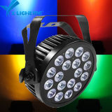 DJ PAR Cans RGBWA UV 6in1 18*18W Outdoor PAR LED
