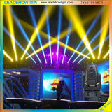 Double Prism Zoom 280W Sharpy Beam Moving Head Light