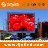 High Resolution Outdoor P16 LED Display