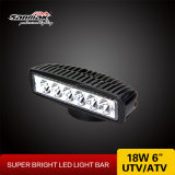 6 Inch 18watt LED Marine Light Double Beam Optional