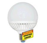 12W -15W White LED Bulb Light for Garden