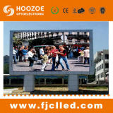 High Resolution Outdoor LED Display
