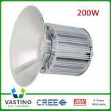 High Power 200W Industrial LED High Bay Light 5years Warranty