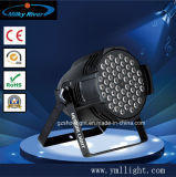 Indoor 8channel 54PCS 3W LED PAR Lighting