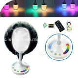 Christmas LED Smart Lighting Win Cup WiFi Remote Control or Touch Board Control Rechargeable RGBW LED Bulb