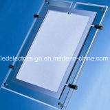 LED Screen Crystal Light Box