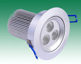High Power 9W LED Recessed Downlight, LED Ceiling Lamp Light