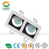 Double COB LED Down/Ceiling Light (LM-D6430-16)