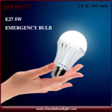 5W Rechargeable Emergency LED Bulb Light with CE RoHS
