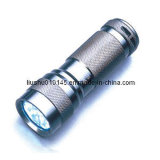 12 LED Alumimun Flashlight (Torch) (12-1H0006)
