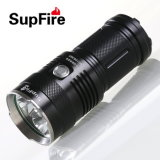 Rechargeable High Power Tactical LED Flashlight with CE