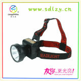 Lithium Battery IP65 Cordless LED Headlight 500lm