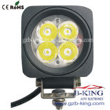 IP67 12W Square LED Work Light
