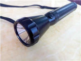 Rechargeable LED Aluminum Flashlight 3watt