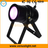 P46 LED PAR Stage Light with 80watt 4in1 COB LED