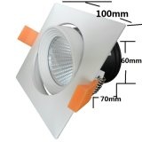 10W CREE COB Recessed Dimmable LED Ceiling Lights (BSCL48)