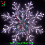Large Christmas Snowflake LED Light Outdoor Decorative christmas Light