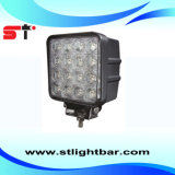 48W 4X4 LED Working Light for SUV/Boat/Car