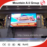 Indoor P2.5 Full Color LED Panel Sign Moving Display