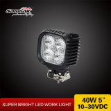 40W Exquisite Compact Structure Truck Offroad LED Work Light