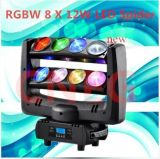 8*12W RGBW LED Moving Head Spider Light