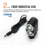 USA CREE LED Headlight/Headlamp for Bicycle and Camping (2400lm)