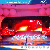 P6.25mm Indoor LED Stage Display Screen - Full-Color LED Mesh Screen Display