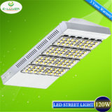 High Lumen Bridgelux 120W LED Street Light for Garden