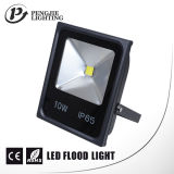 Die Casting Aluminium 10W LED Flood Light for Outdoor