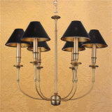 Promotion Iron Chandelier Pendant Lamp with E14 Holder